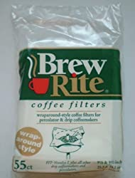 Brew Rite Wrap Around Coffee Filters from Rockline Industries