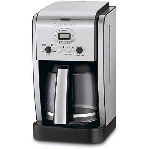 Purchase Cuisinart DCC-2600 Brew Central 14-Cup Programmable Coffeemaker with Glass Carafe (Certifie...
