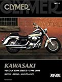 Clymer Publications MANUAL KAW VN1500 VULCAN 96-08 M471-3 Kawasaki VN1500 Vulcan Classic 96-08