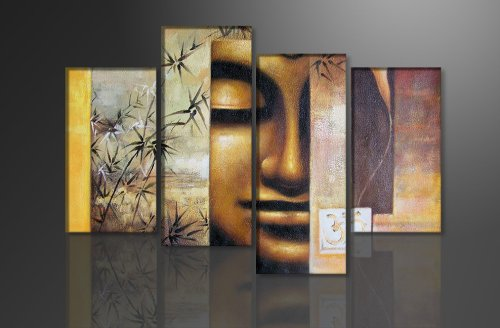 Picture - art on canvas spa relax length 51