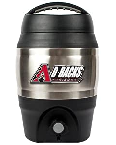 MLB Arizona Diamondbacks 1 Gallon Tailgate Jug by Great American Products