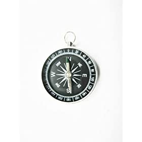 (Price for 50 Pcs) Precise Small Elegant Pocket Compass