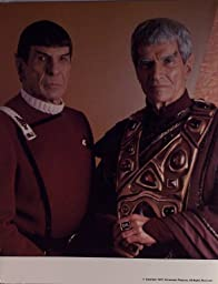 Star Trek VI - The Undiscovered Country Sold Out Litho Print #4