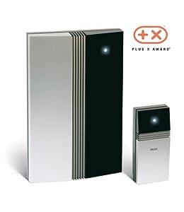 Wireless Doorbell - Award Winning Modern Design By Jacob Jensen. Long Range Door Chime Expandable to Multiple Receivers.