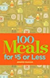 100 Meals for  or Less