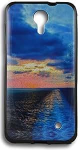 BlueArmor Soft Back Cover Case For Micromax Canvas Amaze 2 E457 Design 22