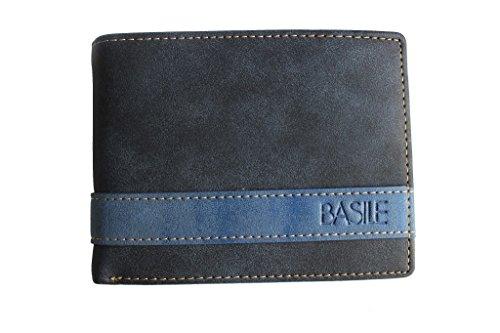 Portafogli uomo Basile l.Fergus mod.con portamonete 576-04 blu