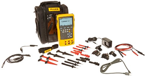 Fluke 754 Hart Documenting Process Calibrator, -10 To +50 Degrees C Temperature Range