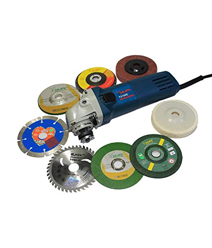 YURI COMBO-Powerfull Yuri Grinder With 8 Multipurpose Wheels
