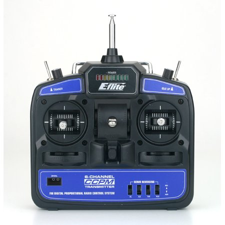 6-Channel CCPM Pro Transmitter FM 72MHz: BCPP