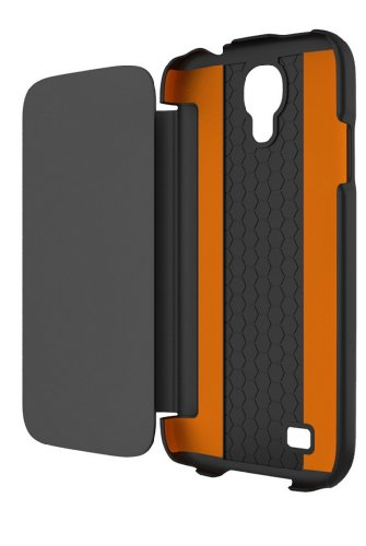 Tech21 D3O Impact Snap with Cover for Samsung Galaxy S4 - Black