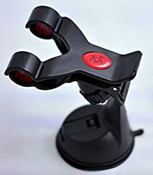 ASCENSION Universal Car Mount Cradle Windshield Mobile / GPS Suction Holder Stand Mount Bracket For All Phones - SB 04
