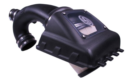 S&B Filters 75-5067D Cold Air Intake for 2011-2014 Ford F150 EcoBoost (Dry Disposable Filter) (2013 Ecoboost Cold Air Intake compare prices)