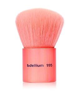 Bdellium Tools Bambu Kabuki Brush, Pink