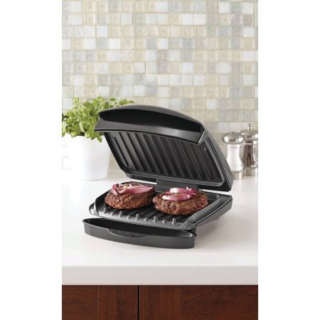 Mainstays Mini Indoor Grill (Mini Indoor Electric Grill compare prices)