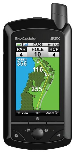 Skycaddie SGX Golf GPS Distance Range Finder