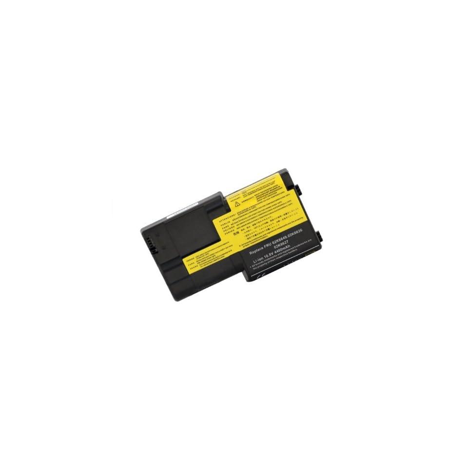 LB1 High Performance ® Pro Series New Laptop/Notebook Battery for IBM Thinkpad T20/T21/T22/T23 02K6620 02K6621 02K6626 02K6627 02K6644 02K6649 02K7025 02K7026 02K7028 02K7032 2647 LBCIB18