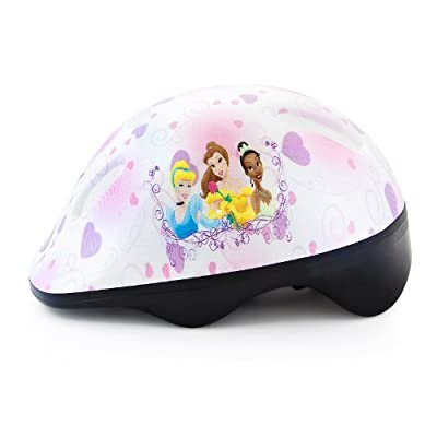 Kids Girls Boys Children Bicycle Cycle Bike Helmet 50 - 56 cm Disney Princess by Relaxdays