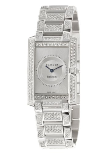 Concord Delirium Women's Quartz Watch 0311768
