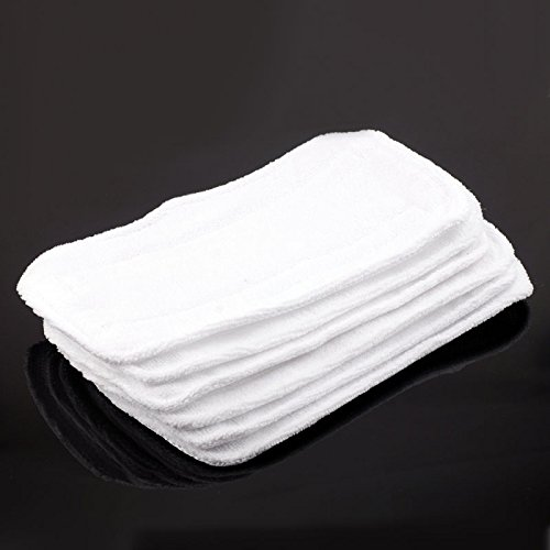 6 Replacement Microfiber Pads For Shark Steam Mop S3250 S3101 S3251 (Steam Mop S3101 compare prices)