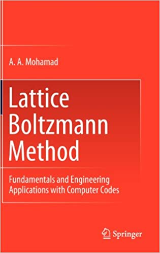 Lattice Boltzmann Method: Fundamentals and Engineering Applications with Computer Codes