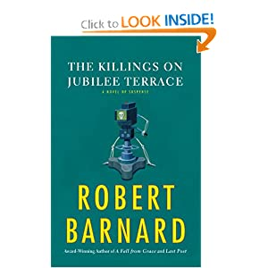 The Killings on Jubilee Terrace Robert Barnard