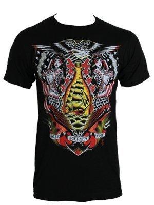Black Market : Safe Journey Tee-Shirt Homme