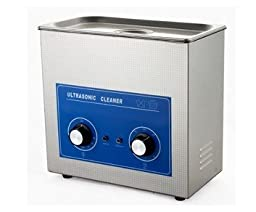 JeKen 4.5L Dental Digital Timer PS-D30A Ultrasonic Cleaner Without Basket 110V