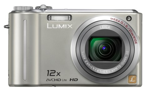 Panasonic Lumix DMC-ZS3 is the Best Compact Digital Camera Overall with at least 10x Optical Zoom