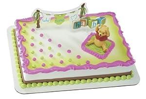 Welcome Baby DecoSet Cake Decoration