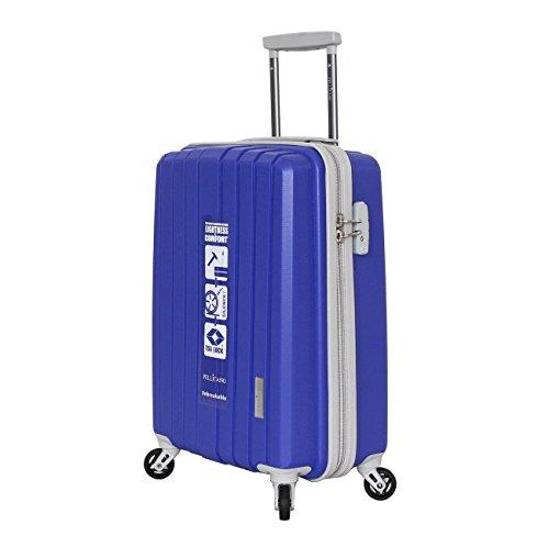 Bagaglio a Mano rigido ultraflex Pellicano POP Blu Misure IATA (accettato da tutte le compagnie) 55x20x35