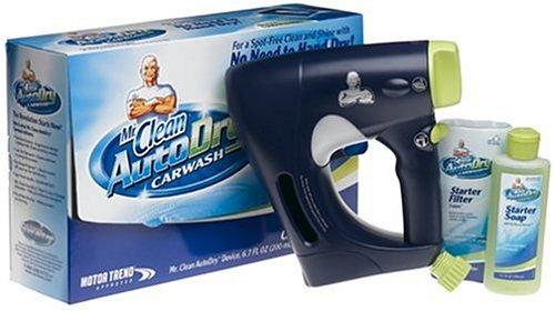 Mr. Clean AutoDry Car Wash System Starter Kit (Mr Clean Car Wash System compare prices)
