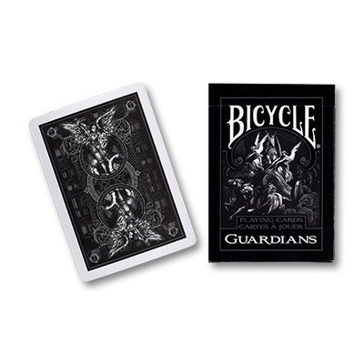 Bicycle Guardians Playing Cards - Single Deck
