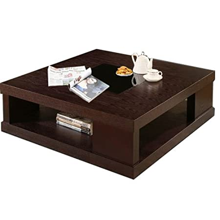 50% Off On More Off On Coffee Tables By Amazon | Ringabell Mestick Modern Solid Wood Coffee Table (Light Walnut Finish) @ Rs.5,799