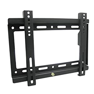 TV Wall Mount for Plasma, LCD, LED, HDTV Flat Panel TV, Universal Wall Mounts Bracket Compatible with Sony, Samsung, LG, TCL, Panasonic, PHILIPS, Sharp AQUOS, SANYO, Pioneer, Toshiba TV from ePathDirect