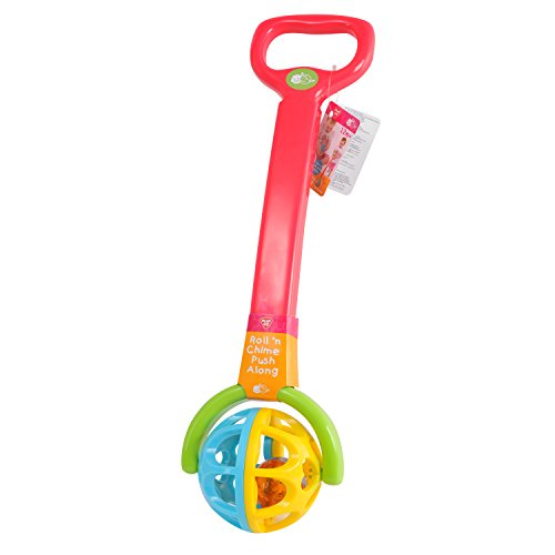 PlayGo Roll'N Chime Push Along Toy - 1