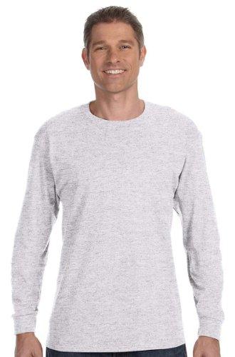 Hanes TAGLESS 6.1 с длинным рукавом, футболка,…