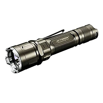 JETBeam JET- 3M PRO Military Series Cree XP-L 1100 Lumen LED Flashlight by JETBeam