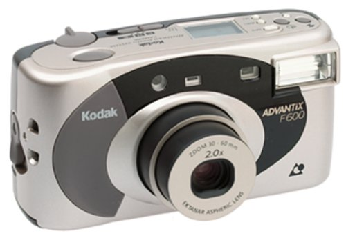 Review Kodak F600 Advantix Zoom APS Camera