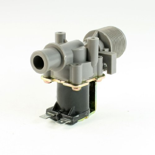 """Automatic Washing Machine 3/4"""" Pt Male Thread Water Solenoid Valve Ac 220/240V"""