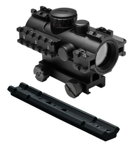 Tactical Combo Kit With Red Green Blue Dot Aiming Sight Scope And Leupold Rail Mount For Marlin 45-70 1894 1895 62 444 1893 336 35 22 Camp 9Mm .40 .45 Carbines