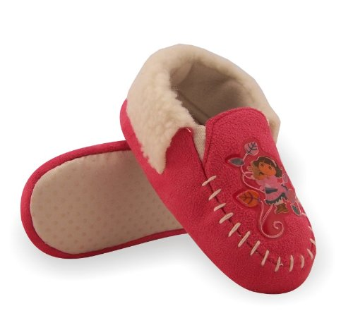 Buy Low Price Dora the Explorer Toddler Girl Moccasin ...