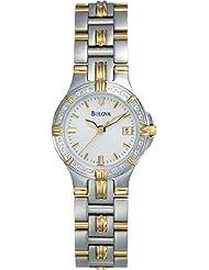 Bulova Diamonds Women's Quartz Watch 98R82