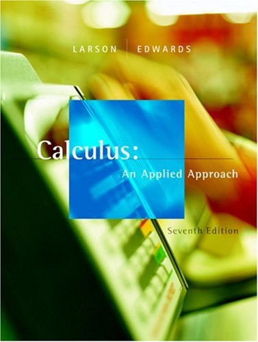 Calculus for Biology and Medicine Custom Second Edition UC Davis