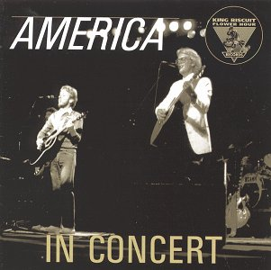 America - King Biscuit Flower Hour Presents America in Concert - Zortam Music