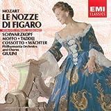 echange, troc Wolfgang Amadeus Mozart, Elisabeth Schwarzkopf - Le Nozze Di Figaro