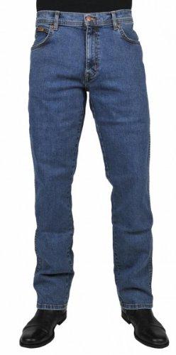 Wrangler Jeans Texas Stretch - stonewash, Größe:W32 L32