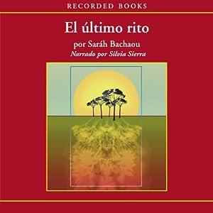 El ultimo rito [The Last Ritual (Texto Completo)] Audiobook