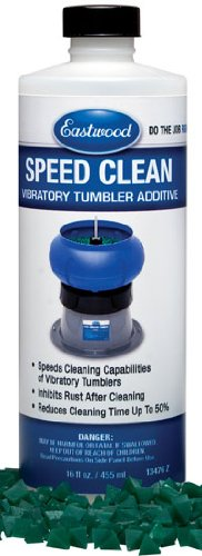 Speed Clean Vibratory Tumbler Additive Cleaner 16 oz