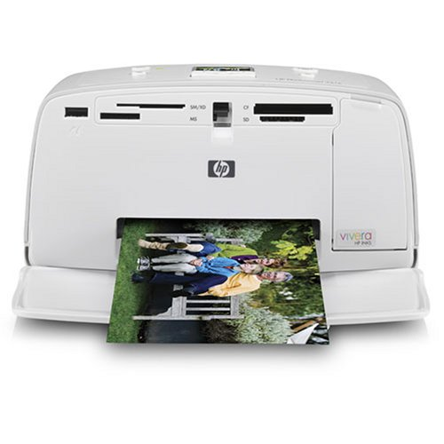 Hp Photosmart A516 Compact Photo Printer (Q7021A#Aba)
